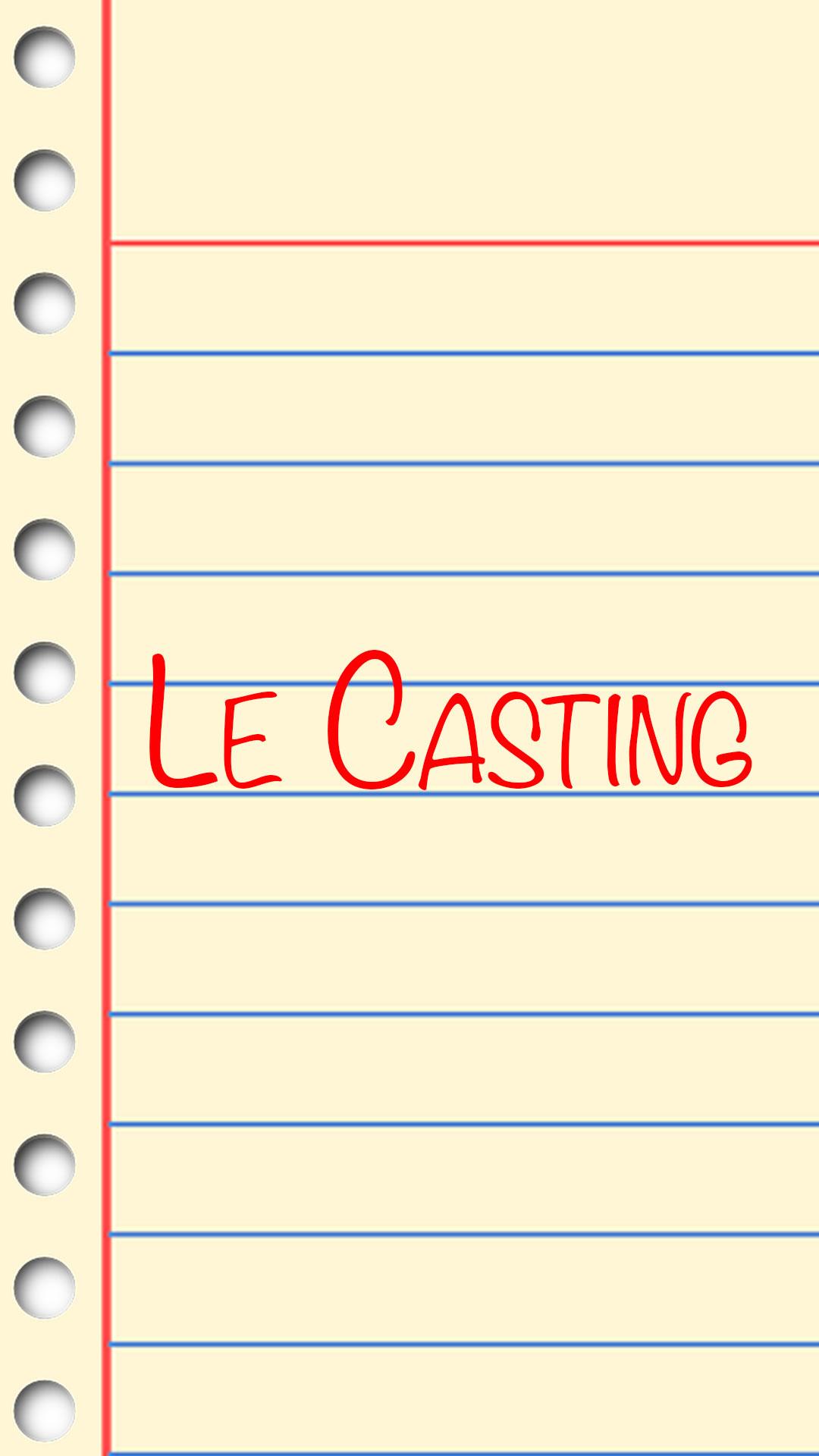Le Casting